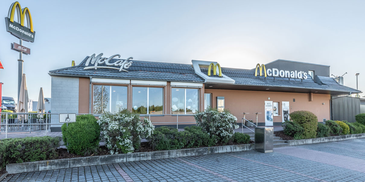 Mcdonalds Vilsbiburg Mit Mcdrive Mcdonalds Landshut